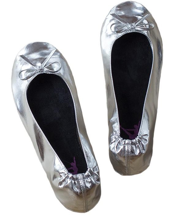 Ballerina2Go - Ballerina Silber