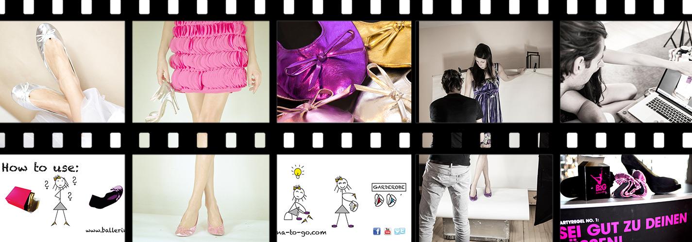 Ballerina2Go | Das Team